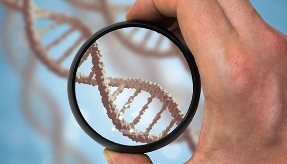 Image Medic oncolog / genetician